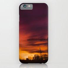 City in the night Slim Case iPhone 6s