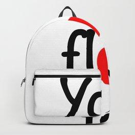 IT script fun Backpack