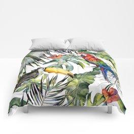 TROPICAL JUNGLE Comforters