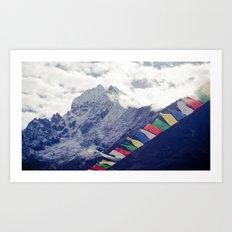 Elevation Art Print