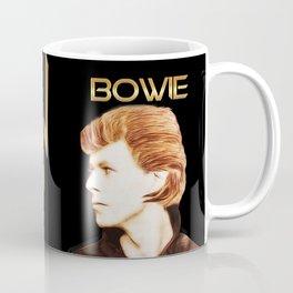 Bowie - Looking Back Coffee Mug