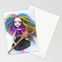 Summoner Rainbow Doll Stationery Cards