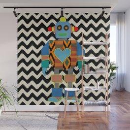 Kente Bot 2 Wall Mural