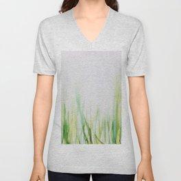 Grasses Unisex V-Neck