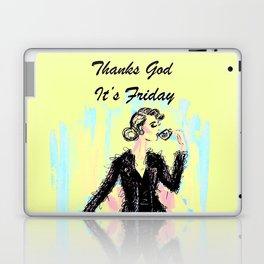 Fridai Laptop & iPad Skin