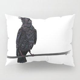 Verklempt Crow Pillow Sham