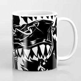 Wolf Core Coffee Mug