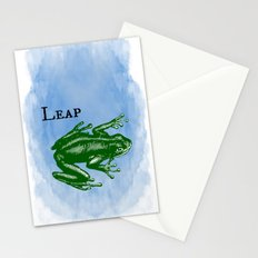 WordPlay : Leap frog Stationery Cards