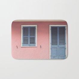 French Quarter Color, No. 3 Bath Mat