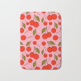 Cherries on Top Bath Mat
