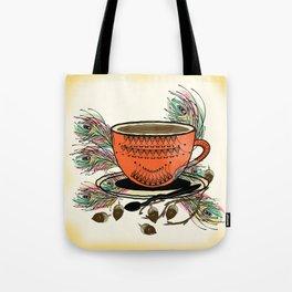 My Tea Tote Bag
