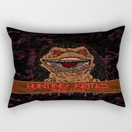 Hunting Krites Since 1986 Rectangular Pillow