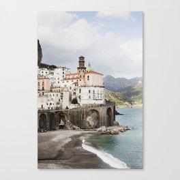 Atrani, Amalfi Coast Canvas Print