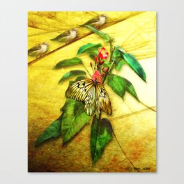 Happy Summer Canvas Print