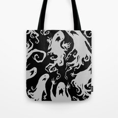 Ghosts! Tote Bag