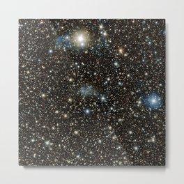 Sagittarius Dwarf Irregular Galaxy Metal Print