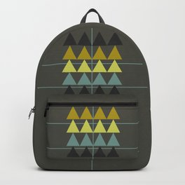 disguise forest || spring neon Backpack