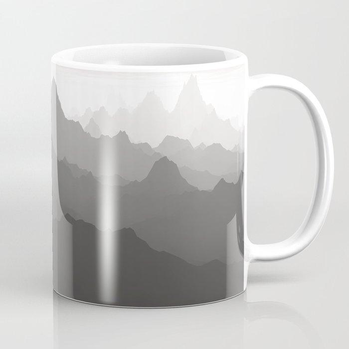 Shades of Gray Coffee Mug