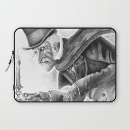 Mr. Scrooge Laptop Sleeve