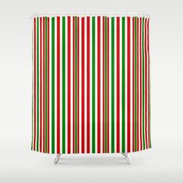Christmas Decor Shower Curtain