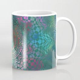 Love of Life Mandala Green Coffee Mug
