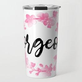 Gorgeous Travel Mug