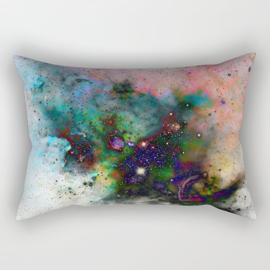 Everything is nothing 5 (therefore it was beautiful) Rectangular Pillow