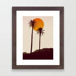 how tall are you Framed Art Print