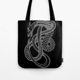 Jormungandr Tote Bag