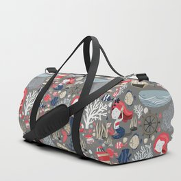 Mermaids Duffle Bag