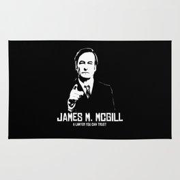 JAMES M. MCGILL Rug