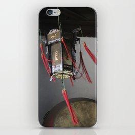 Windy Tassles  iPhone Skin