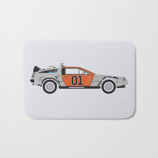 Back to the Body Shop Bath Mat