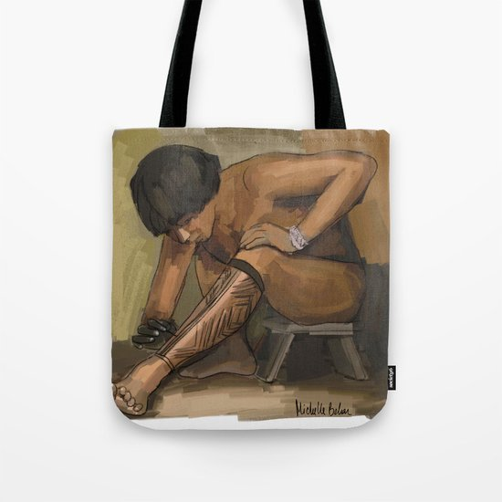 Karaja Tote Bag