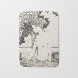 Sea Goddess Bath Mat