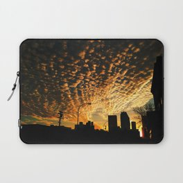 The Crack of Dawn Laptop Sleeve