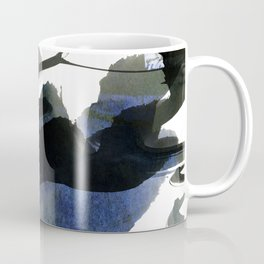 gestural abstraction Coffee Mug