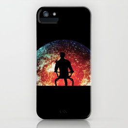 Illusive man ( Mass Effect ) iPhone Case