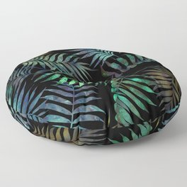 Reeya Tropical {Jade} Floor Pillow