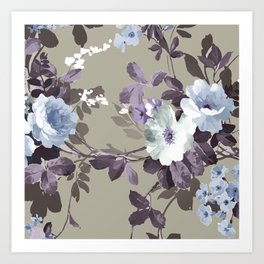 The perfect flowers for me 11 Art Print