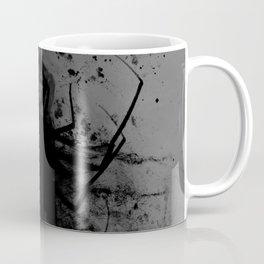Minerva Discovers Horror Fiction Coffee Mug