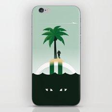 Revis Island iPhone & iPod Skin