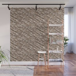 Desert Army Camouflage Wall Mural