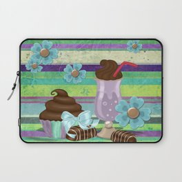 Sweetness Bakery Goods Mixed Media Laptop Sleeve