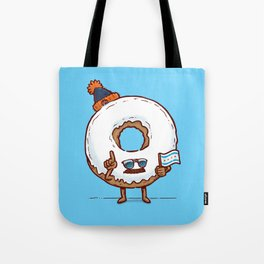 The Chicago Donut Tote Bag