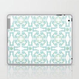 Moroccan Tile Pattern Laptop & iPad Skin