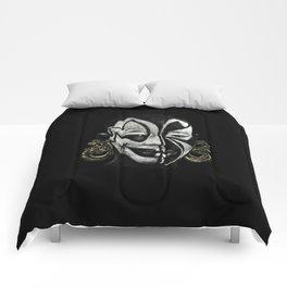 African beauty Comforters
