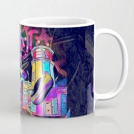 Marietta GA Popart by Nico Bielow Coffee Mug