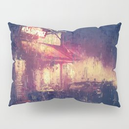 Bar Smoke Pillow Sham