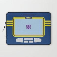 Soundwave Transformers Minimalist Laptop Sleeve
